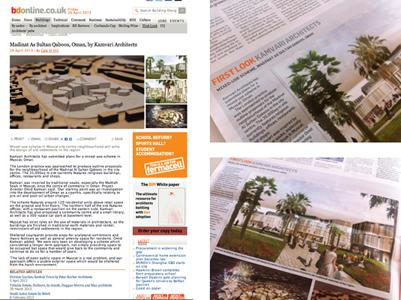 BD online & magazine: MQ Muscat