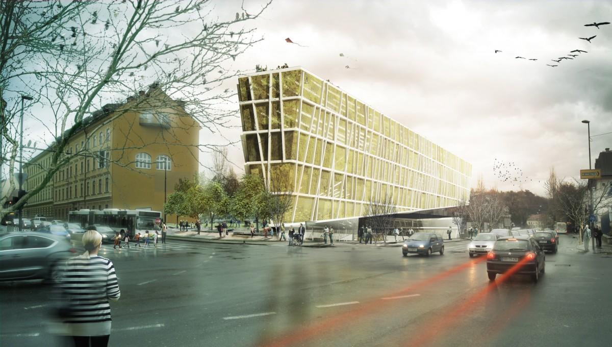 Slovenia Library
