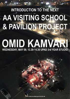 AA Visiting School & Pavilion Project