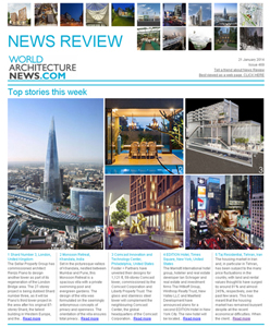 World Architecture News – Newsletter