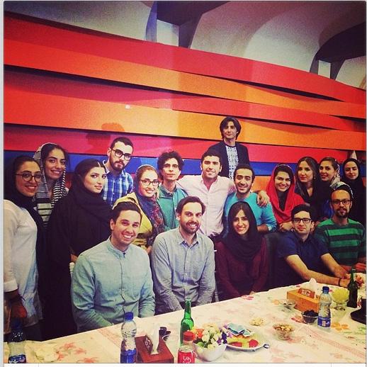 Omid Kamvari – AA Tehran Visiting School