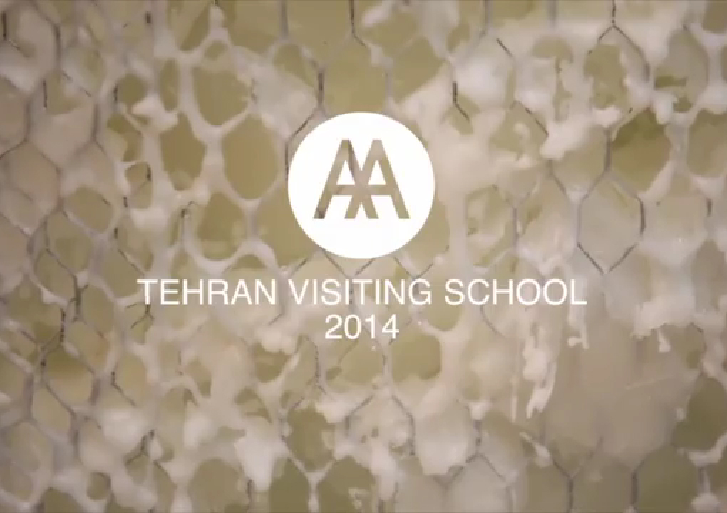 AA Tehran Visiting School 2014 – Video