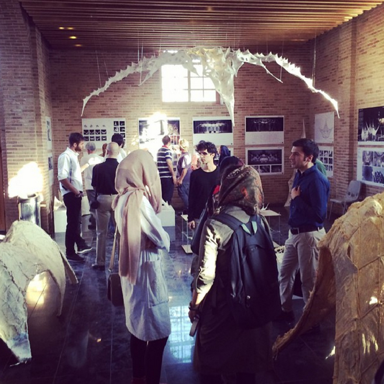 AA Visiting School 2014 – Final Presentations & Exhibition